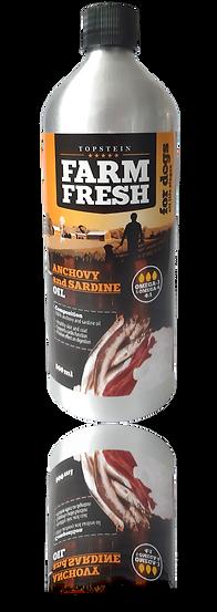 Farm Fresh Anchovy and Sardine Oil