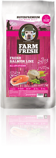 Farm Fresh Salmon Line All Life Stages