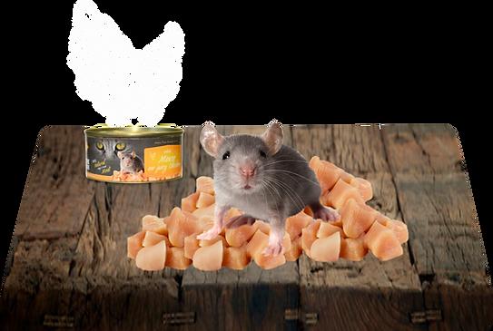 Kuřecí maso, celá myš - holátko