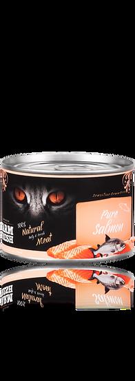 Farm Fresh Cat Pure Salmon canned