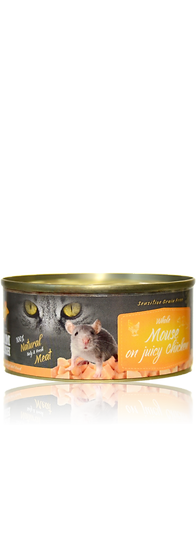 Farm Fresh Whole Mouse on juicy Chicken