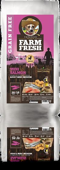 Farm Fresh Fish Mini GF Salmon