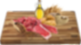 Dehydrované hovězí maso, 15% rýže, kukuřice, 14% čerstvé hovězí maso, kukuřičný lepek, brambory, ječmen, kuřecí tuk, hydrolyzovaný kuřecí protein, cukrovarské řízky, lososový olej, lněné semínko, 0,15 % mannan-oligosacharidy, 0,15 % frukto-oligosacharidy, 0,1 % yucca schidigera, 0,1 % ovoce obsahující bioflavonoidy (citrus), 0,019% glukosamin, 0,013% chodroitin.