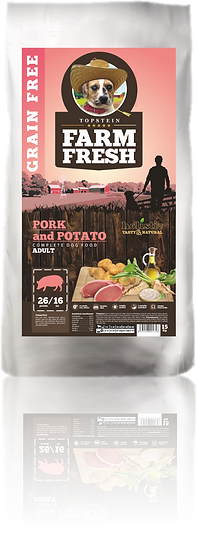 Farm Fresh Pork and Potato Adult
