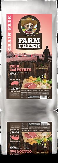 Farm Fresh Pork and Potato Adult