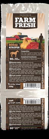 Farm Fresh Horse stripes