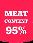 Farm Fresh beef monoprotein
