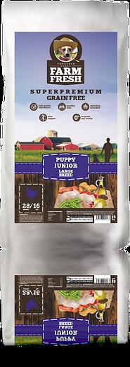 Farm Fresh Puppy Junior Large Breed