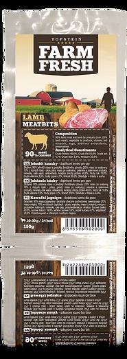 Farm Fresh Lamb meatbits