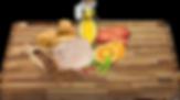 Kachna 50% (čerstvé kachní maso 28%, sušené kachní maso 20%, vedlejší kachní produkty 2%), Sladké brambory 26%, Hrášek, Brambory, Lněné semínko, Řepné řízky, Vitamíny a minerály, Omega 3, Orange 7,5g/kg, FOS 92 mg/kg, MOS 23 mg/kg.