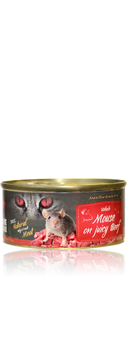 Farm Fresh Whole Mouse on juicy Beef