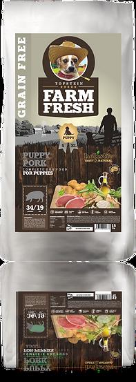 Farm Fresh Puppy Pork