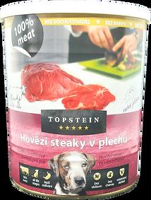 TOPSTEIN Hovězí steaky v plechu