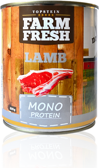 Farm Fresh lamb monoprotein