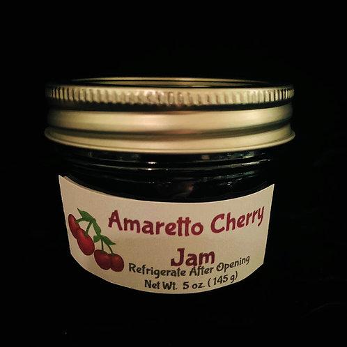 Amaretto Cherry Jam (4 oz.)