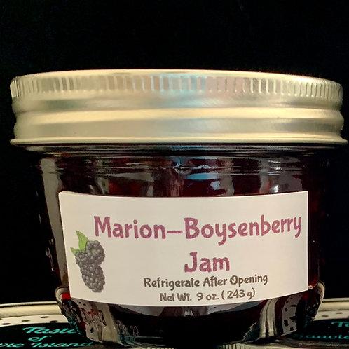 Marion-Boysenberry Jam (8 oz.)