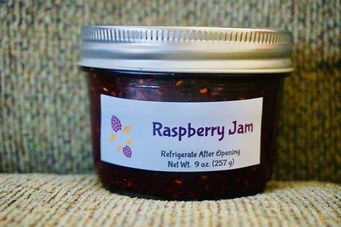 Raspberry Jam (8 oz.)
