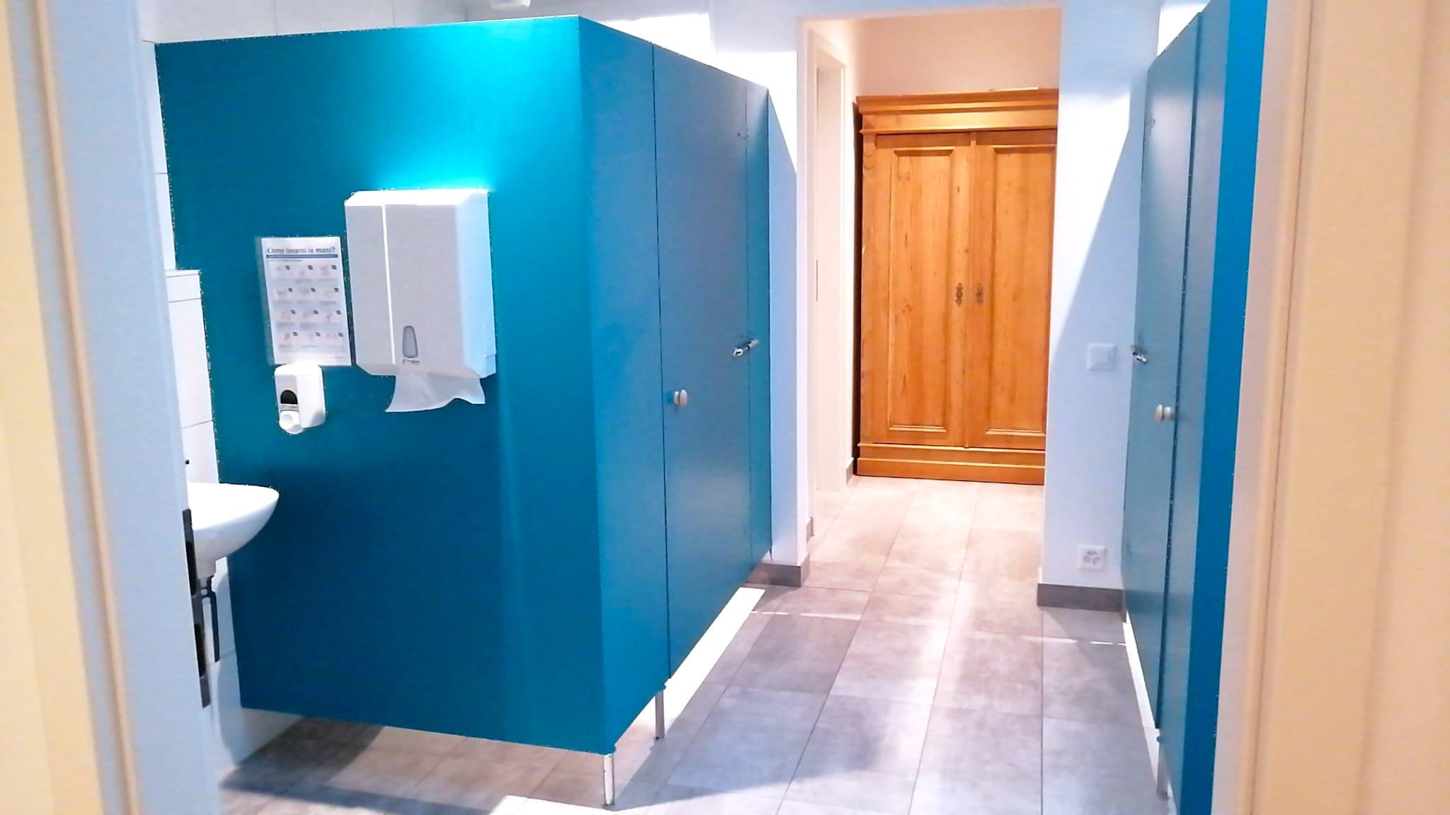Quattro bagni