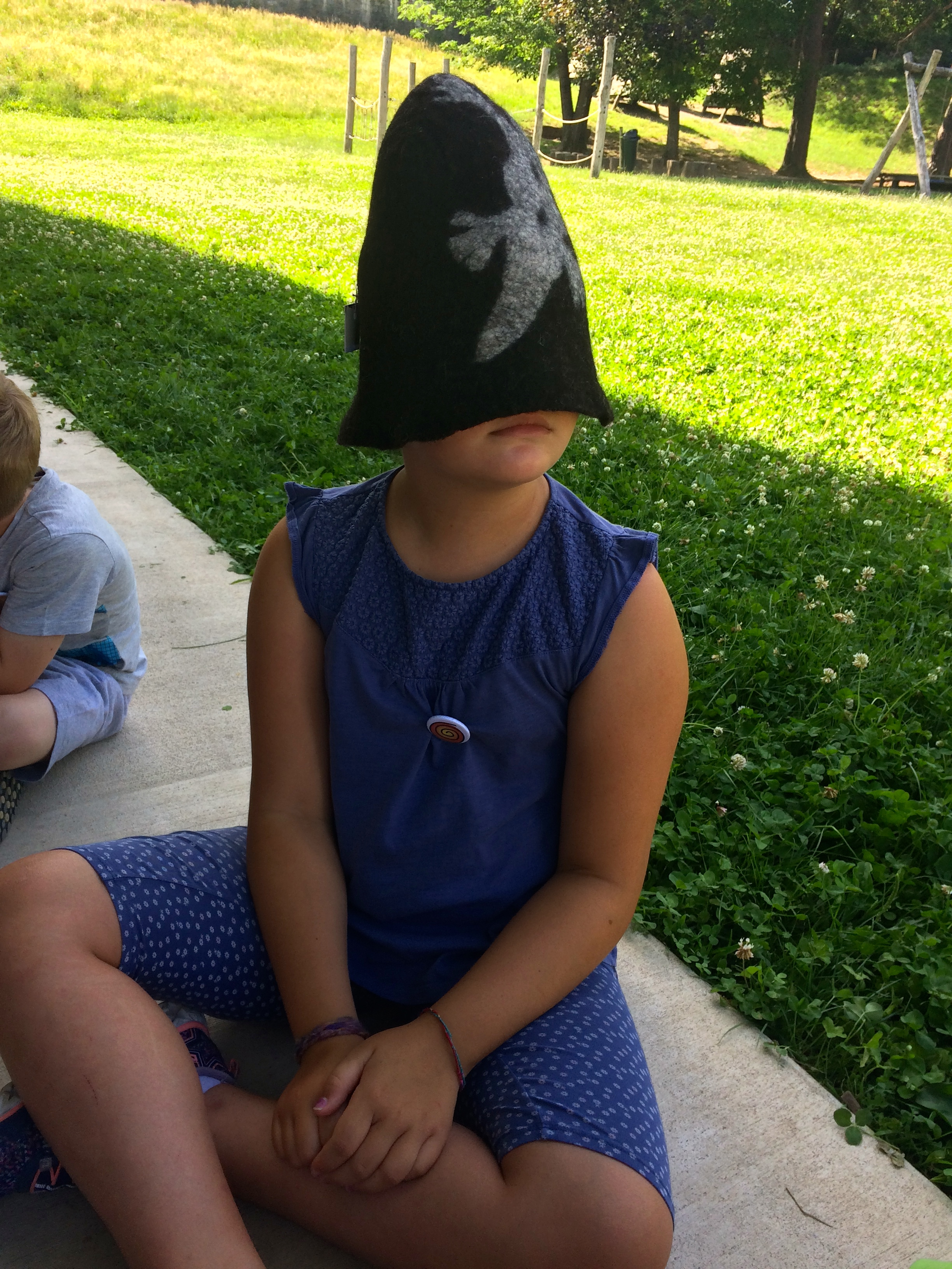 I cappelli della filatrice Bruna