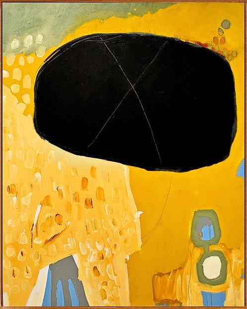 "Abstract Titled ""Rumplestiltskin"" by John Luckett"