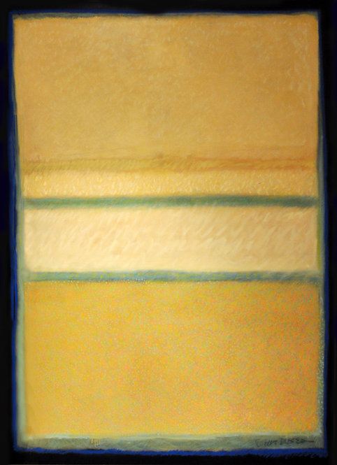 Untitled Abstract by Robert Diesso