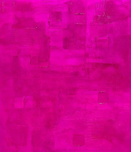 """NEON-CUSTOM PINK MINIMALISM SERIES by Peri Gutierrez"