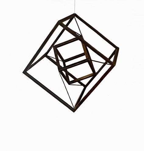 """Steel Tesseract Mobile by Steve aka """"Shig"""" Shigley"""