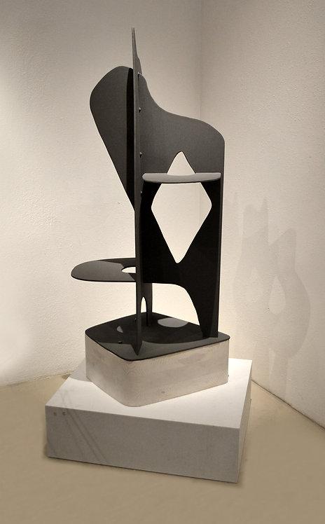 Mid-century Style Sculpture by Moira Fain