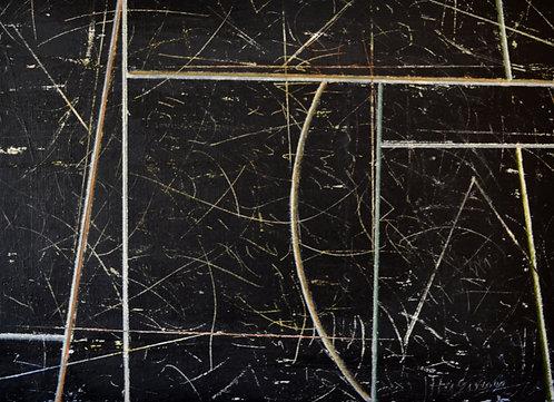 Blackboard by Brian Hagiwara