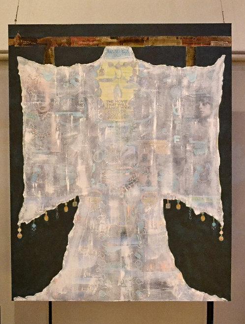 Kimono Series - Bijou by Jane Evans