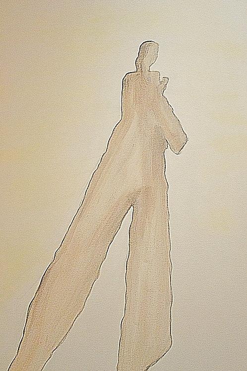 Shadow Artist #31 - Gentle Breeze by Jane Evans