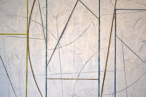 White Ground by Brian Hagiwara
