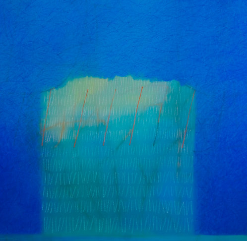 Blue Bridge by Tina Bluefield