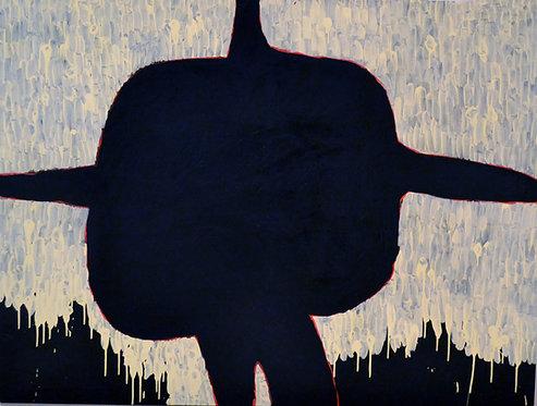 Yeti by artist John Luckett