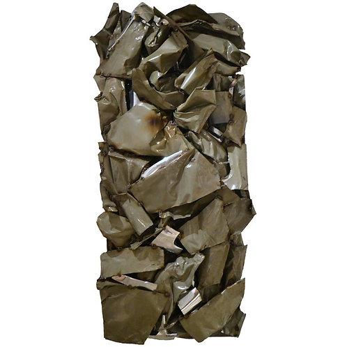 Van Auto Metal Wall Sculpture by Paulden Evans