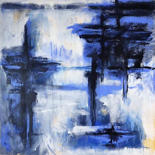 """Europa 36"" by Stephanie Cate"