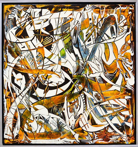 "Dream No 18 ""Overlap of Senses"" by Philippe Chambon"