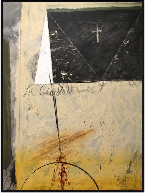 """MEXICAN LANDSCAPE"" by Brian Hagiwara"