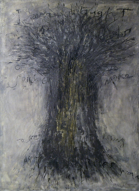 """SPRING TREE"" by Brian Hagiwara"