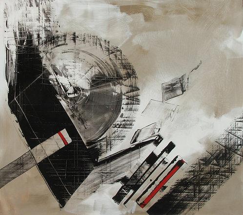 Urban Exposure No 14 by Philippe Chambon