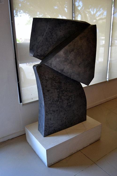 Steel Sculpture by Scott Donadio
