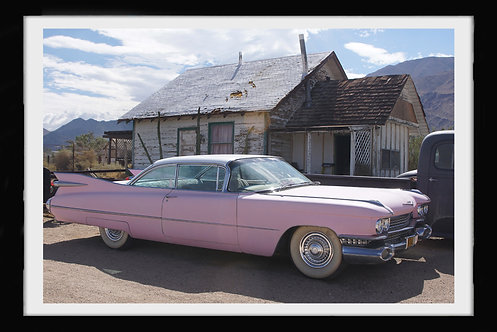 """1959 Pink Cadillac"" by Gregg Felsen"