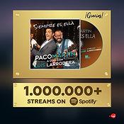 PACO MARTIN - SPOTIFY - 1.000.000 - REPR
