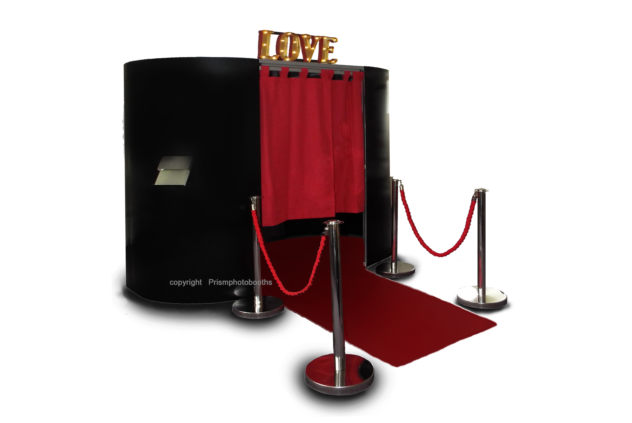 Black VIP, oscars photo booth, Devon