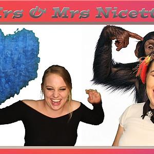 Mrs & Mrs Nicette