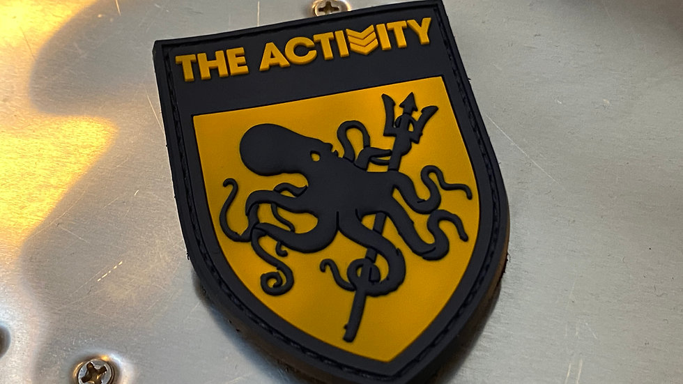 The Activity PVC Shield Patch