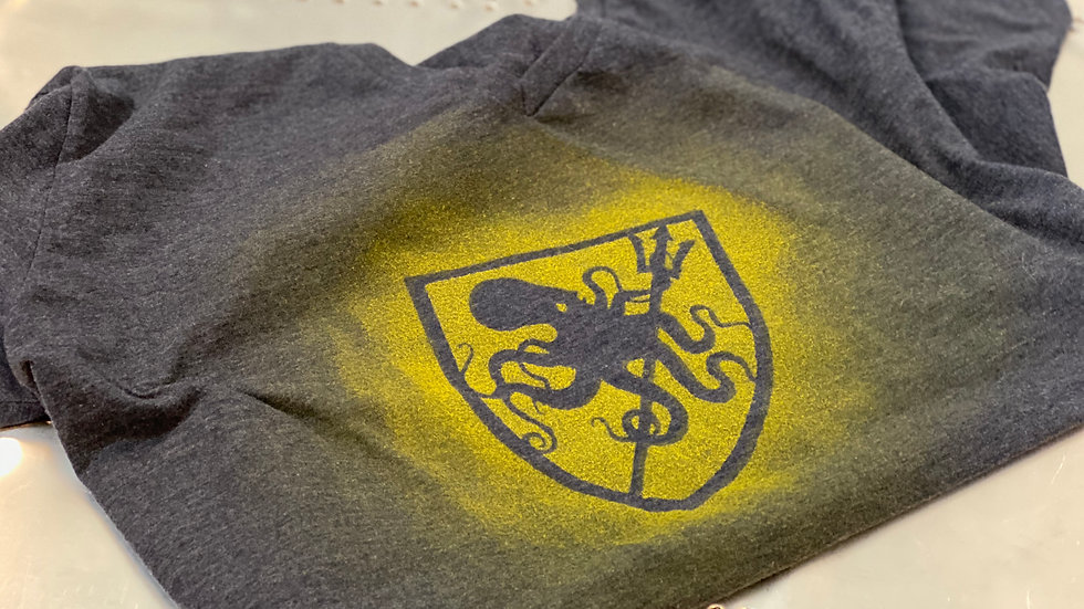 Tagged Up Banner Tee