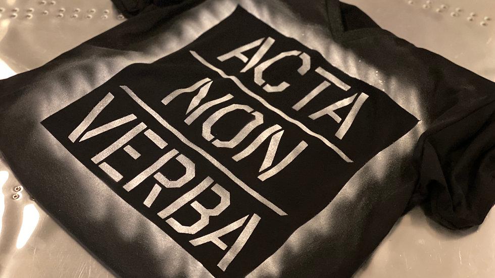 Acta Non Verba Tee