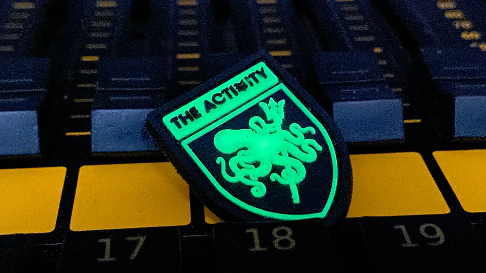 The Activity GID Shield Patch