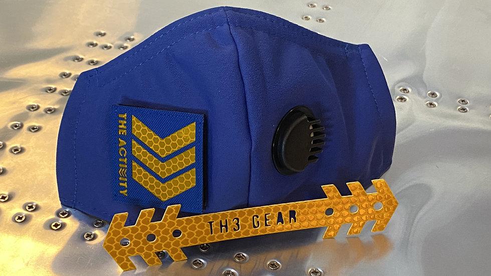 Face Mask Pack - Hog Blue